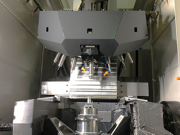 I-5 axis cnc machining quote online