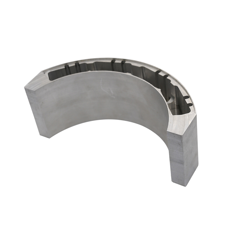 Cnc Machining Titanium 100*60*50 Cold Forging Fixed Block