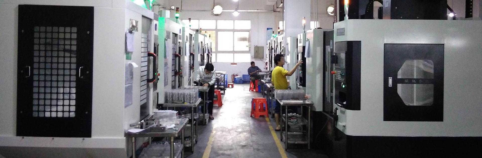 PTJ CNC MACHINING FACTORY