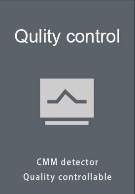 I-CNC Machining Shop Qulity