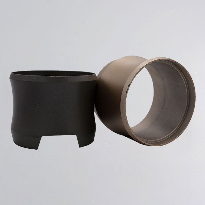 чорна-анадаваны-з ЧПУ-апрацоўка-тачэнне-алюміній-дэталі