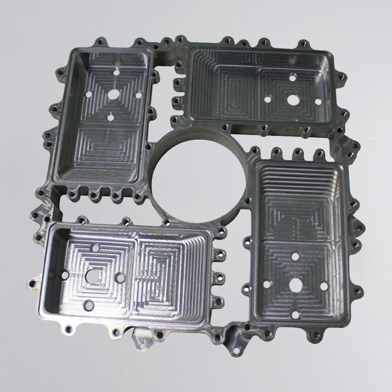aluminium cnc onderdele