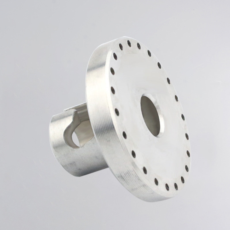 CNC-bewerkte komponente