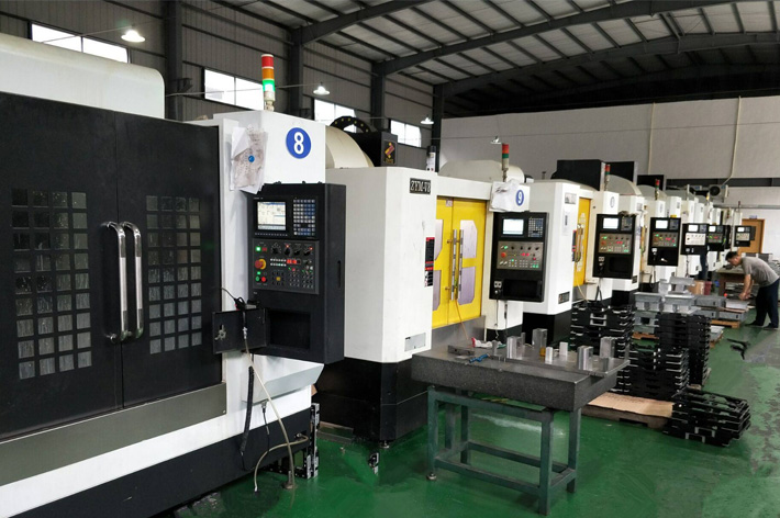 cnc machining shop
