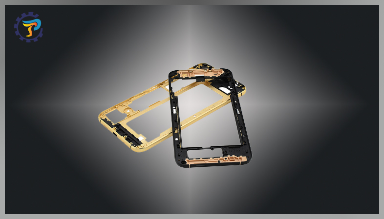 mobile phone metal smail parts