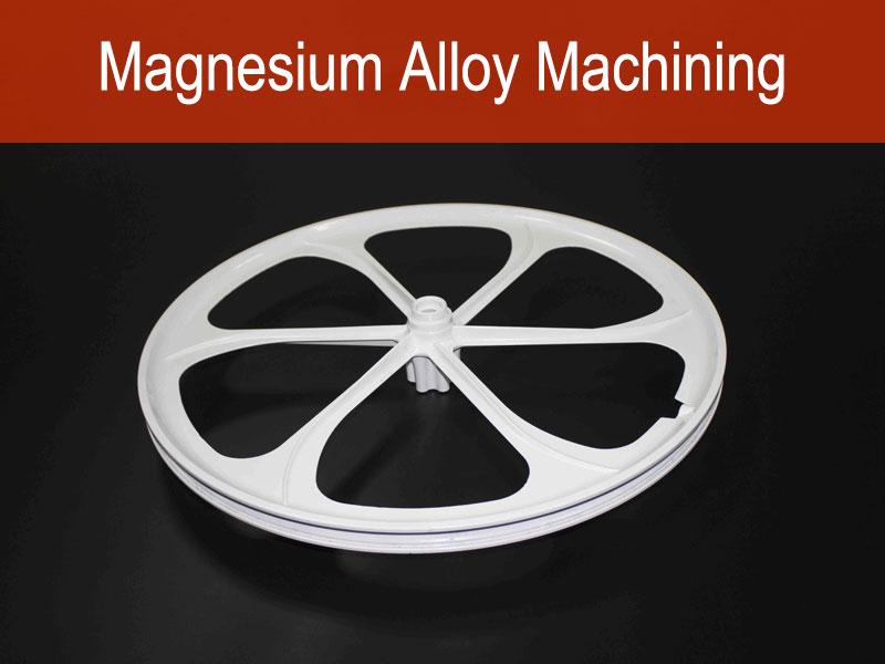 Imishini ye-Magnesium alloy