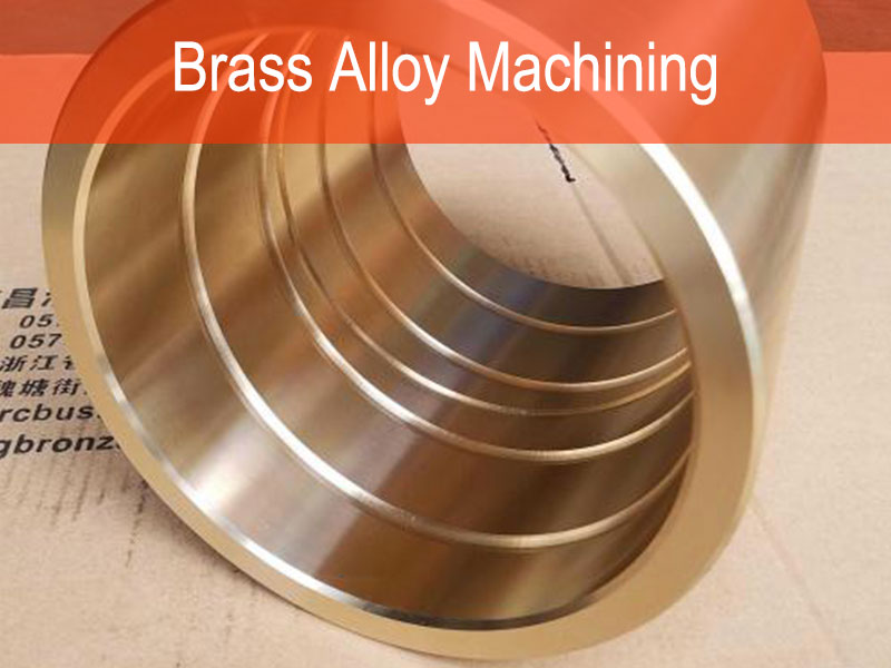 Brass Machining