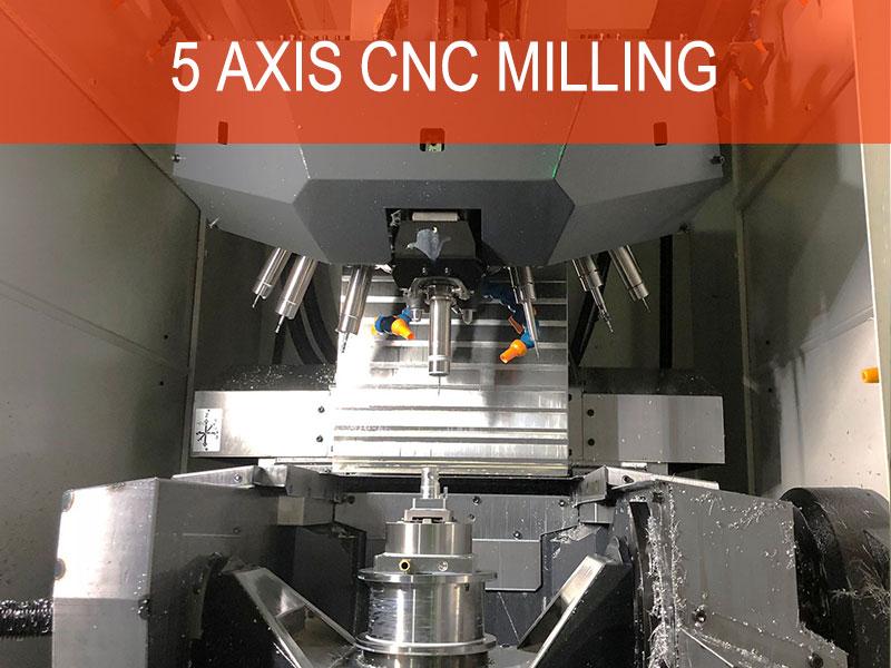 5-AKSELI-CNC-KONEISTUS