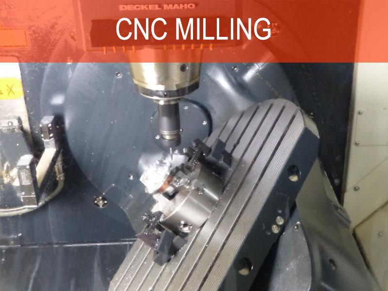 CNC-jyrsintä