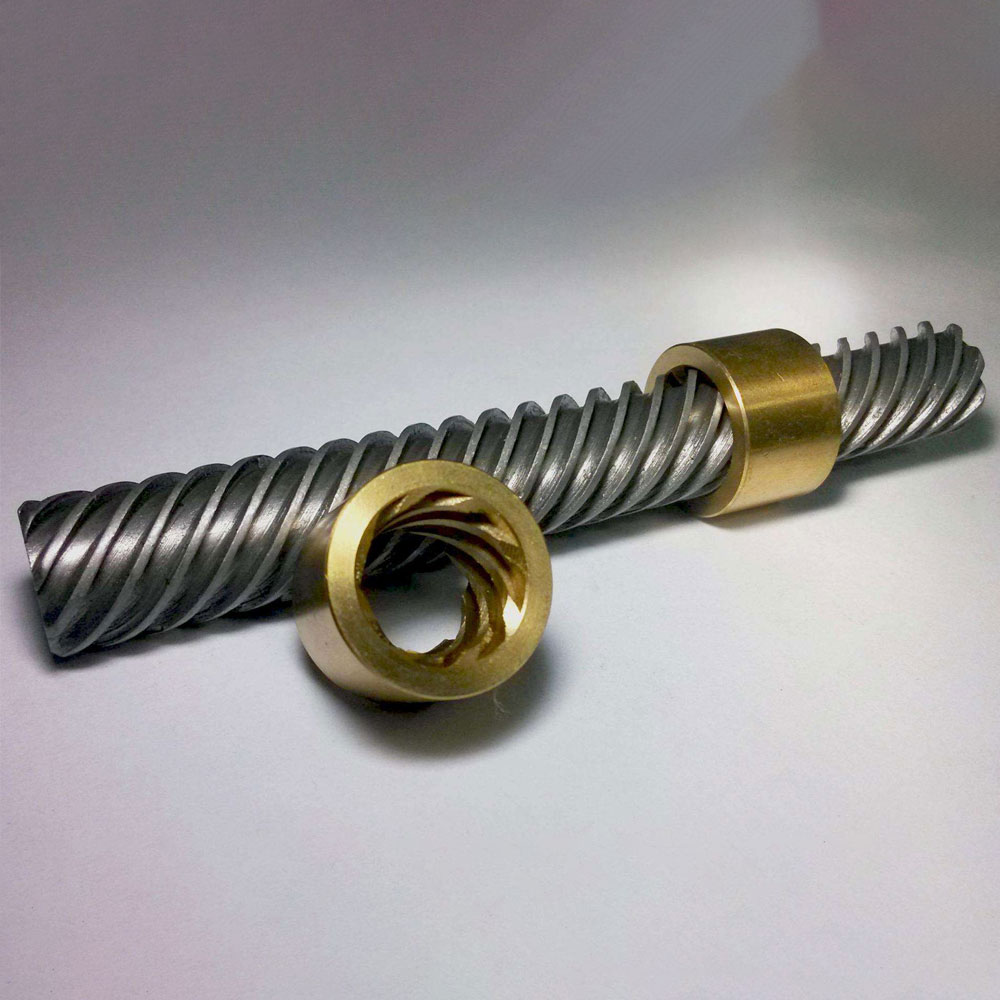 machining shaft