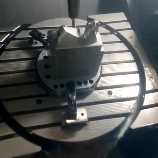 5 axis cnc machining Inconel  parts