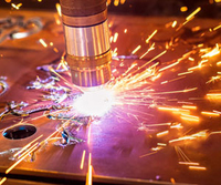 Difficulties and solutions for laser cutting of thick steel plates