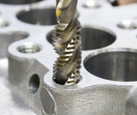 Discussion on deep hole machining in cnc machining process