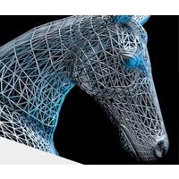 3D ლაზერული სკანირების ლითონის ნაღმების Goaf Survey- ის გამოყენება