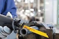 ორმხრივი ხერხის გამოყენება მილის ჭრისთვის ხელს უწყობს უსაფრთხოების, მრავალფეროვნების და გამოყენების სიმარტივეს